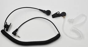 Two way radio headset  >>  Listen only earpiece  >>  SC-MST-MT300BS-3.5