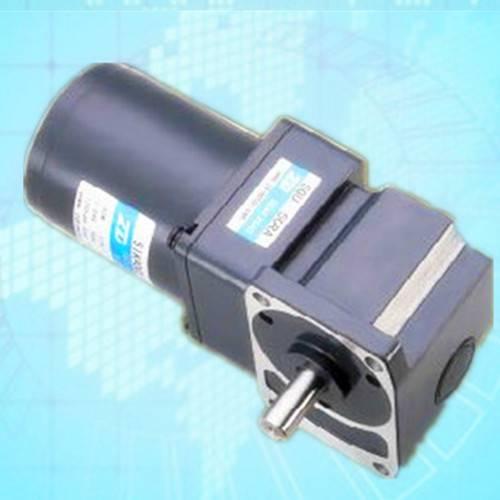 40W worm gear AC angle gear motor
