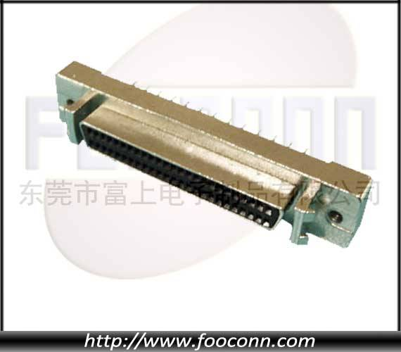 SCSI 68Pin Connector Straight Female
