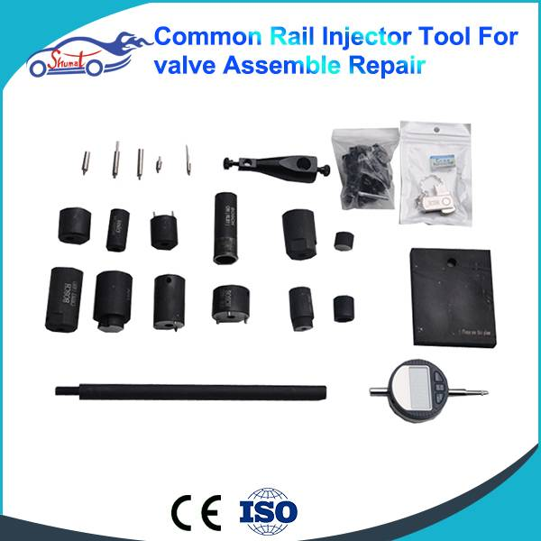 Common Rail CRS Injector Valve Assembly Tightness Tester injector tool CRS tool kit