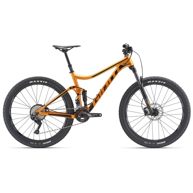 2019 Giant Stance 1 27.5 Trail Full Suspension