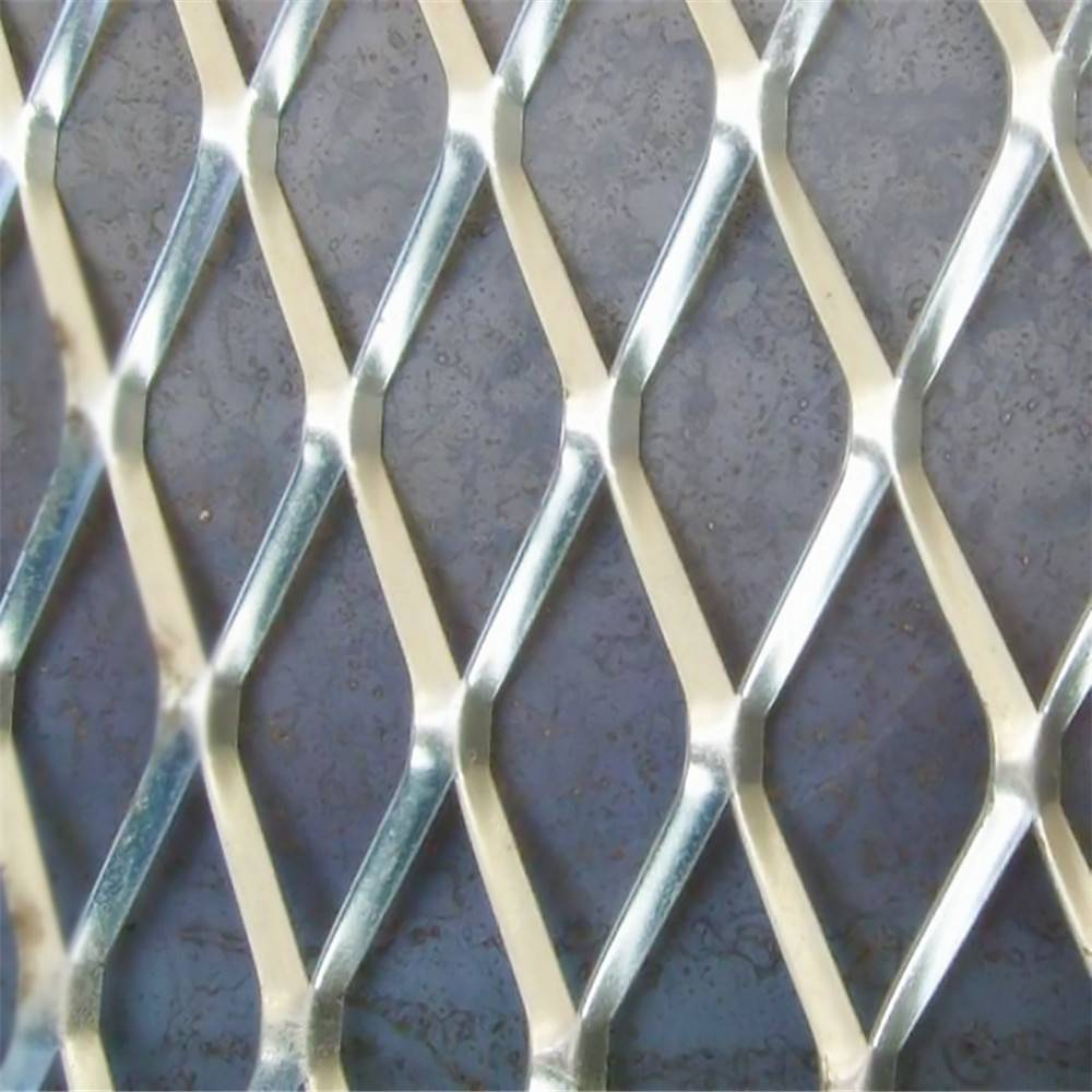 Strong Wear-resisting Expanded Metal