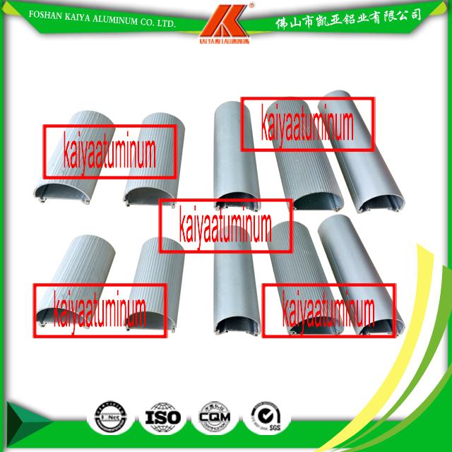 Wide Aluminum Extrusion Profile LED Frame For LED Strip LED Bulb