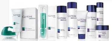 Glytone skin products