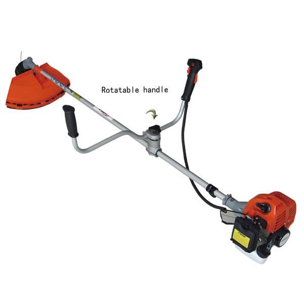 gardening 42.7/51.7cc 2 stroke gasoline sweeper