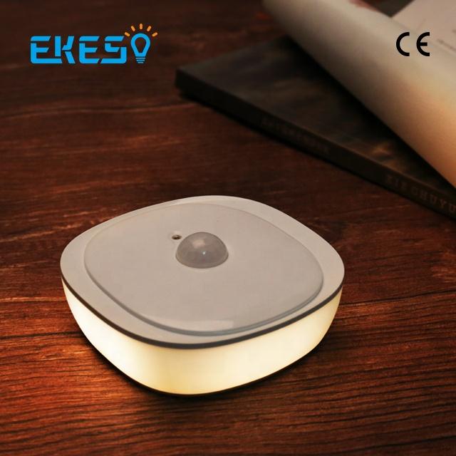 battery operated motion sensor led light for cabinet drawer wardrobe
