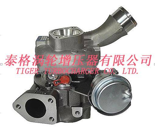 high quality of turbocharger 28200-4A480 for Hyundai
