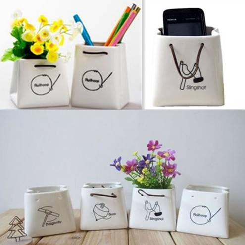 Ceramic bag