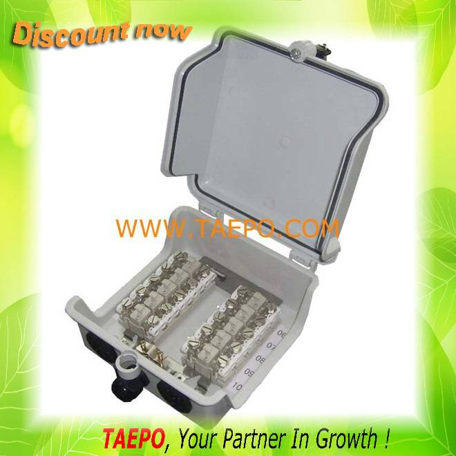 Outdoor 10 Pairs Dp Box for STB Module