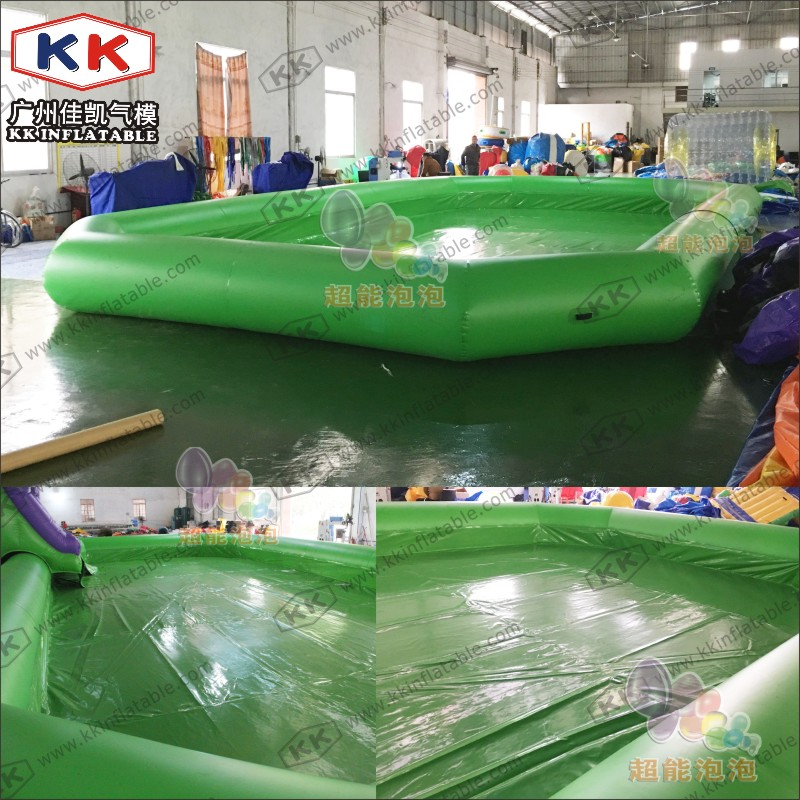 Family Garden Inflatable Swimming Pool Play Kids Pool Game ...