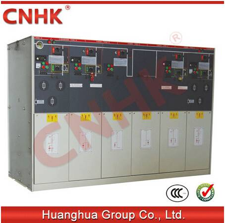 HRM6 SF6 gas insulated switchgear (GIS )