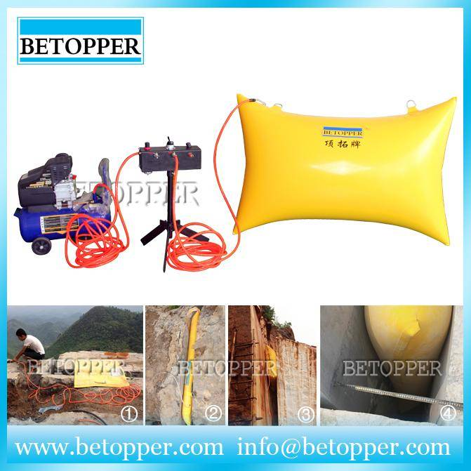 BETOPPER air pushing bag