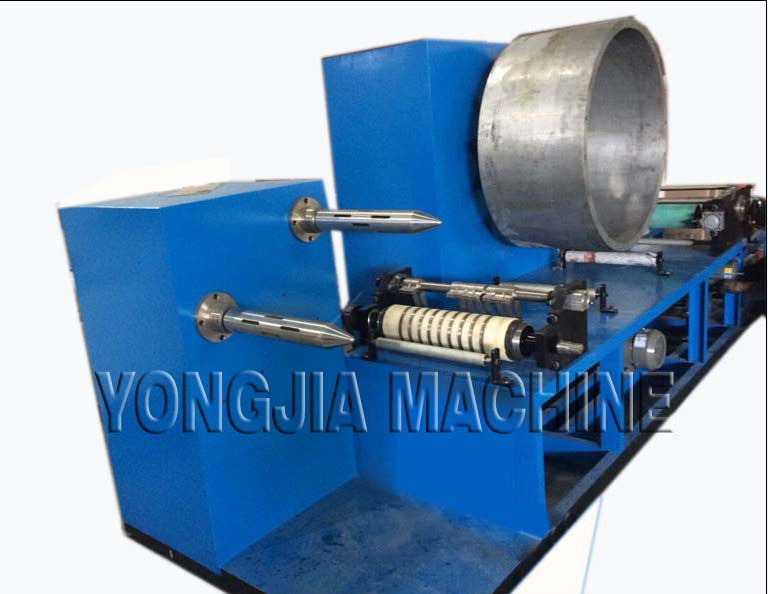 Cigarette paper gluing and slitting machine for sale
