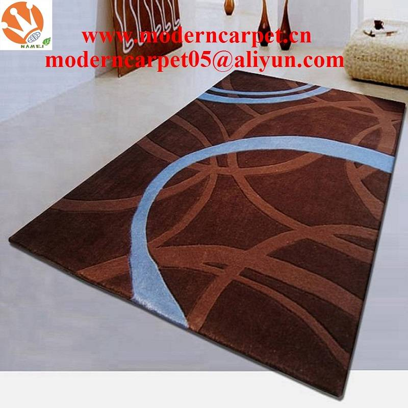 hand tufted modern carpets and rugs