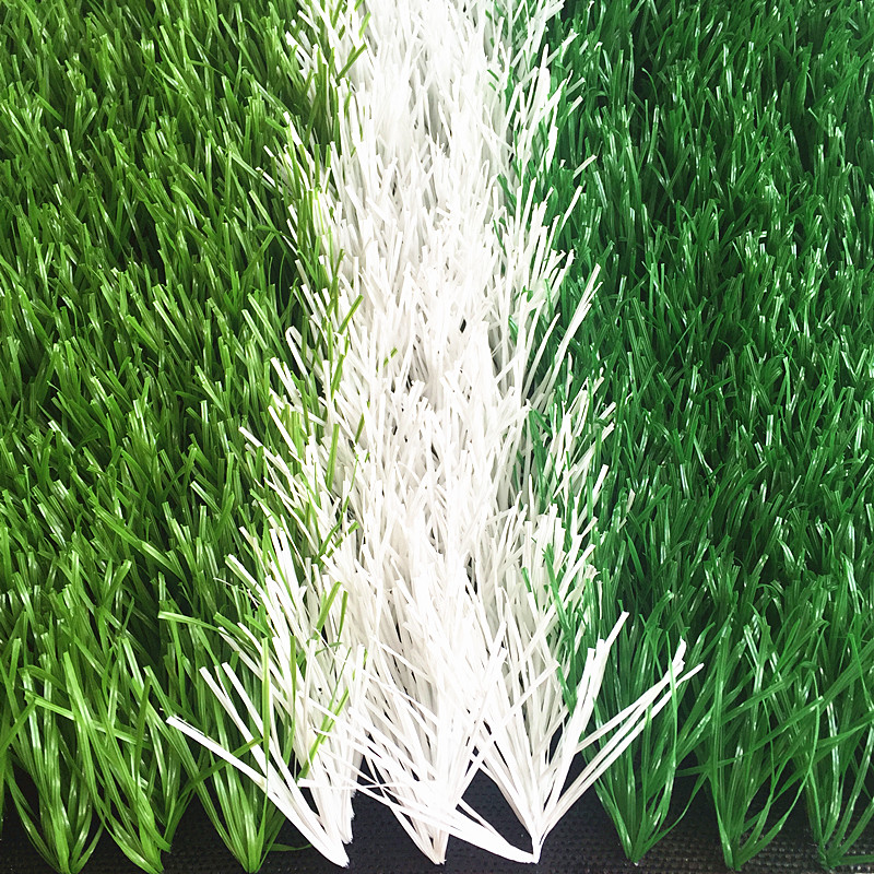 Professional artificial grass for football