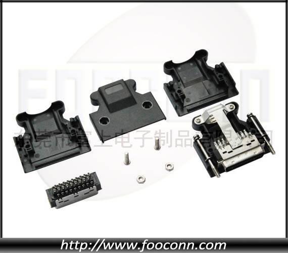 3m10336 connector,SCSI connector,,MDR connector