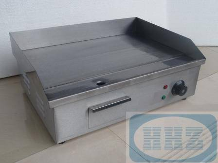 Stainless steel Electric griddle/ table top flat plate griddle--818