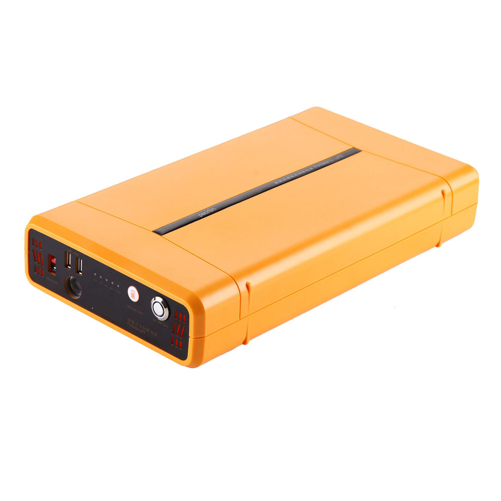 300w portable solar power system outdoor battery generator