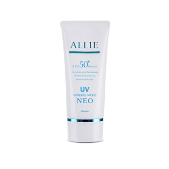 ALLIE Sunscreen cream gel SPF50