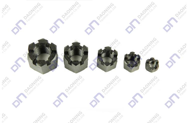 DIN935 Castle Nut / Hex Slotted Nuts