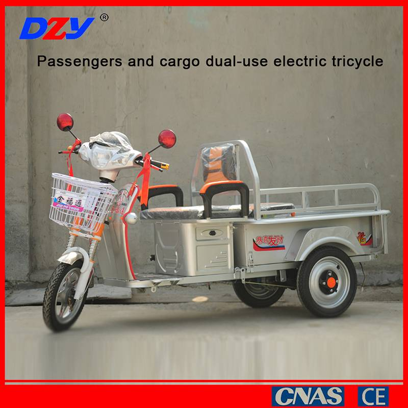 cargo transport Electric tricycle