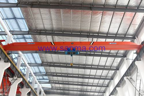 LDA Single Girder Overhead Crane EOT crane
