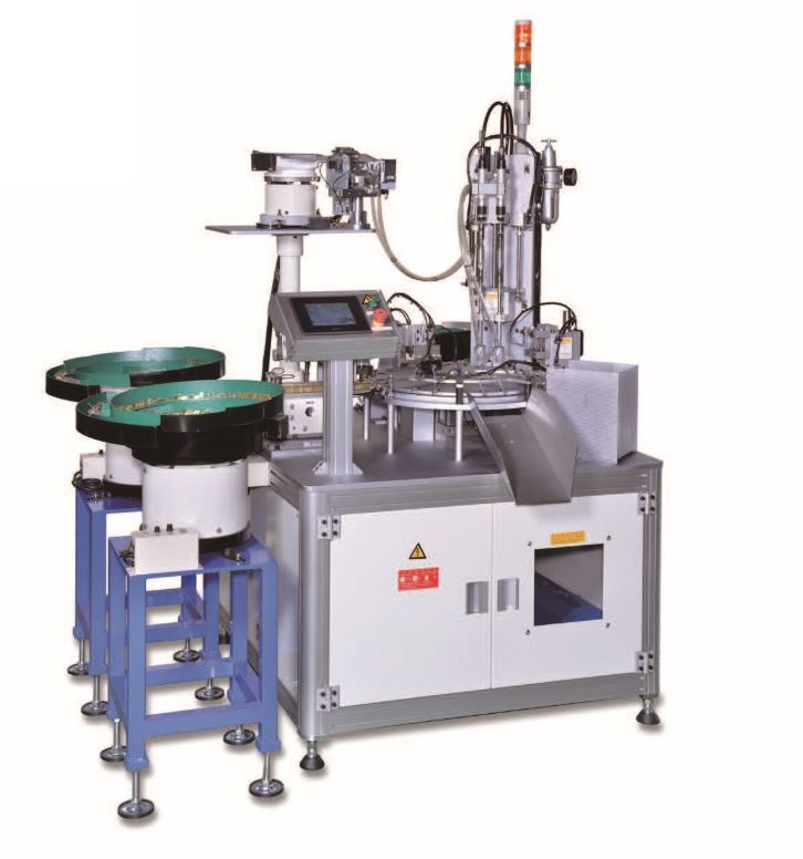 Auto feeding screw assembly special purpose machine
