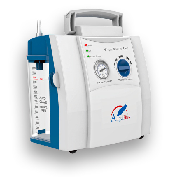 Sin-Zone18 Medical Aspirator/ Suction Machine/Suction Pump
