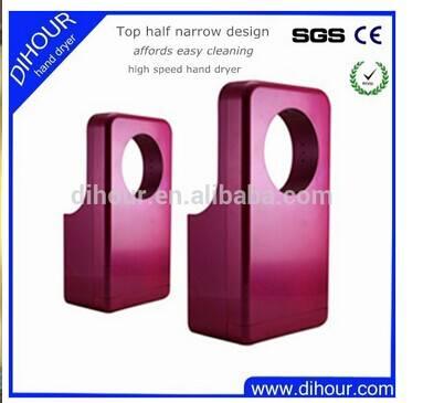 Three Sides Circular Jet Hand Dryer With 110m/s