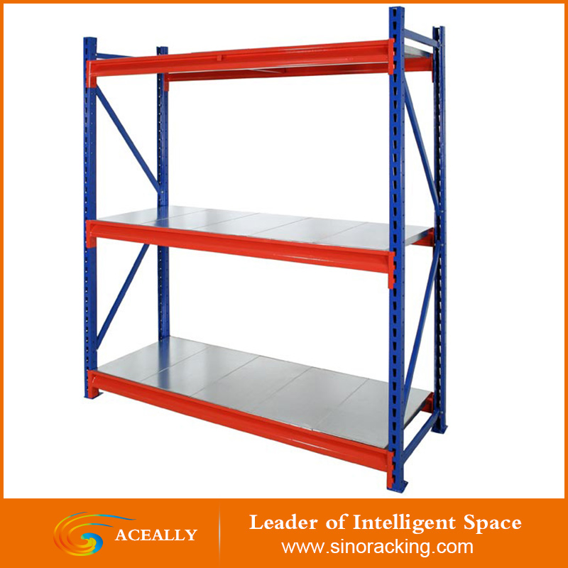 Q235 Long Span Shelving with CE certificate