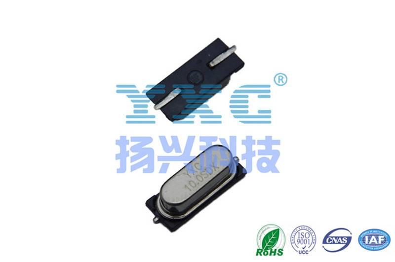 10mhz crystal 49S hc-49s 20PF 20PPM SMD Passive Quartz resonator crystal 10.000mhz 10.000 mhz 10 mhz