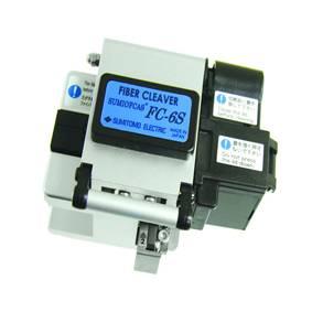 SUMITOMO FC-6S High Precision Single Fiber Cleaver