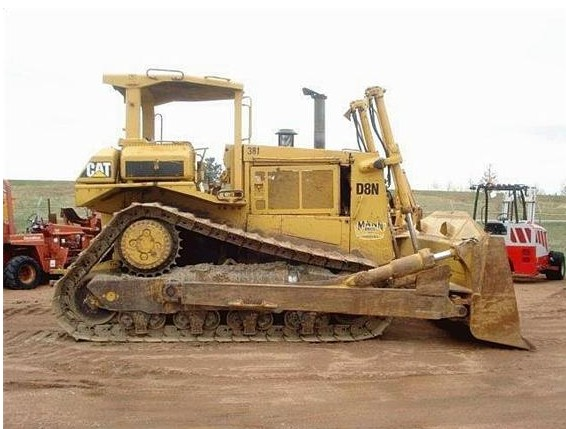 CAT D8N,Used Crawler Bulldozer,In Great Demand