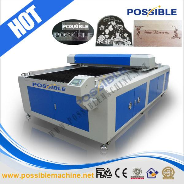 POSSIBLE factory High quality co2 Laser Engraving cutting Machine cut acrylic