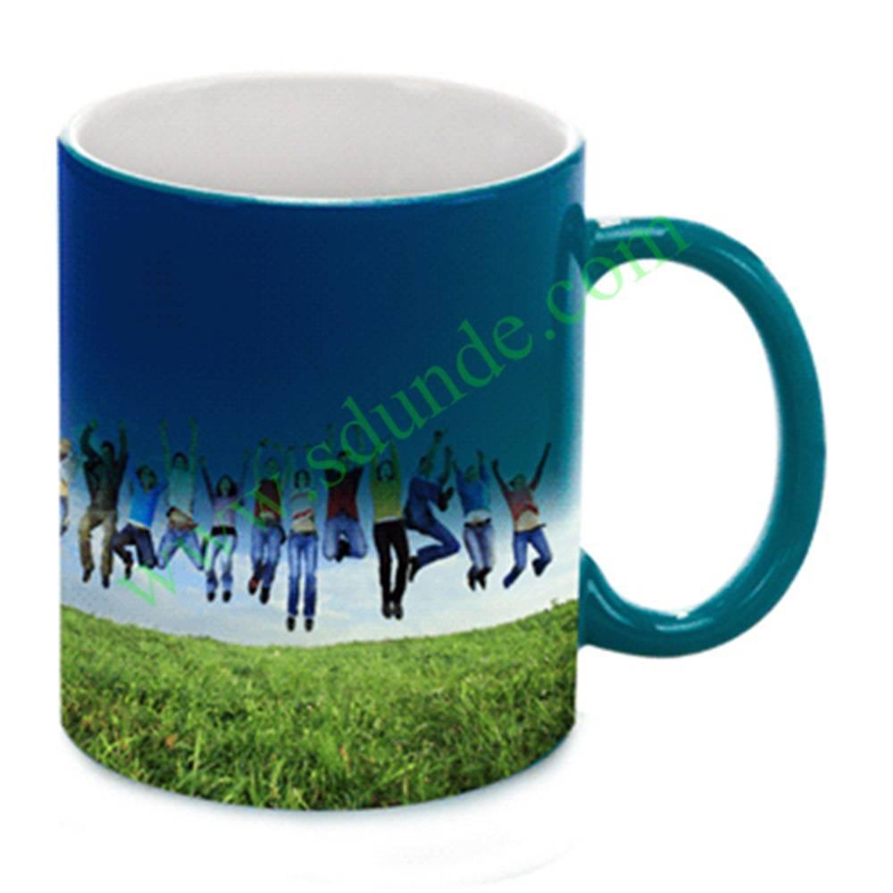11oz Color Change Coated Mug