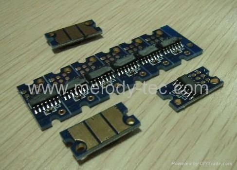 Konica Minolta bizhub C200 C200E C203 C253 C353 toner or drum cartridge chip