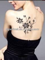 Hot-sales Party Temporary Body Tattoo Sticker