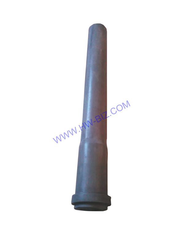 Si3N4-SIC Tubes / NSIC Riser Tube