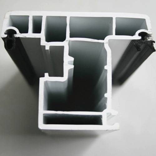 Rubber extrusion upvc window and door profile
