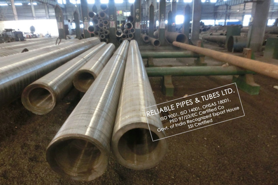 Exporter of Carbon Steel Pipe in India