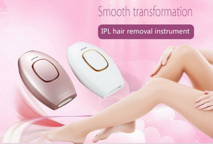 High quality E light painless hair removal equipment for home use