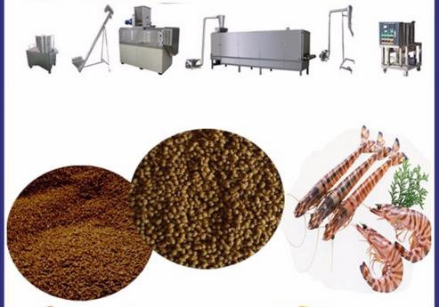 Fish Food\Pet Food Processing Line
