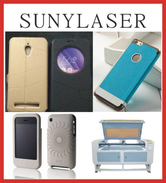 Mobile Phone Cover 100W/120W Laser Cutter 1200X800mmmobile Phone Cover