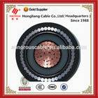 6.35/11kV Copper Conductor Steel Wire Armoured XLPE Power Cable