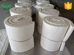 thermal insulation ceramic fiber blanket