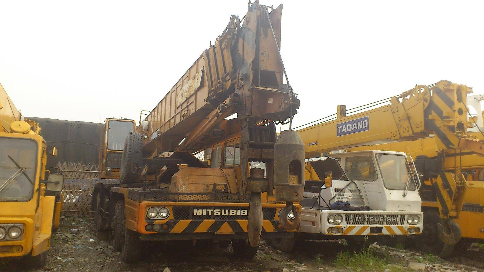 kato used crane NK-500E-v 50t  used crane(mobile:0086-13167003691)