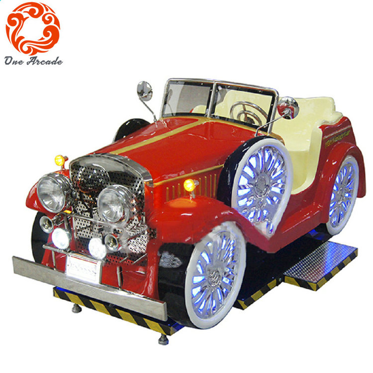 Hot Sales 1 Player Amusement Equipment Kids Game Machine Classic Car Kids Game Machine