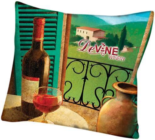 dye-sublimation printing tone cushion