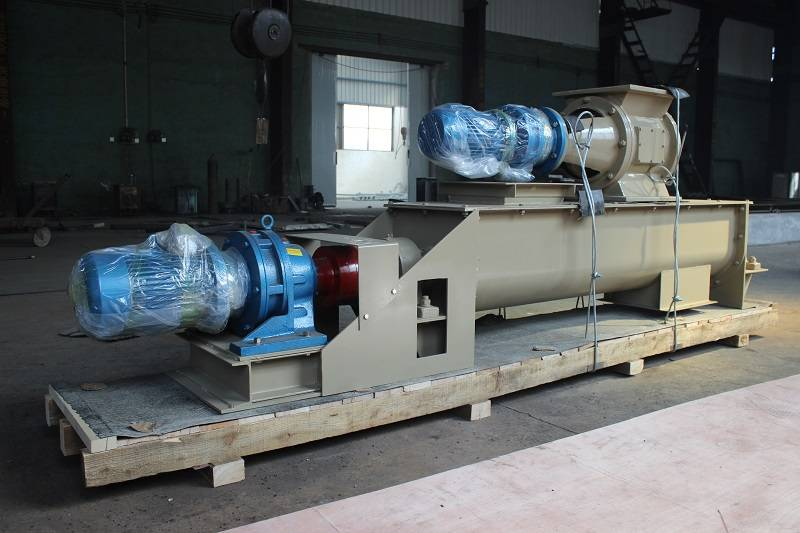 LS TROUGH SCREW CONVEYOR