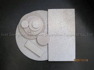 BEOT®-porous metal filter disc